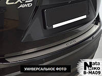 Накладка на задний бампер HONDA CIVIC IX 4D FL 2013-