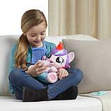 My Little Pony Интерактивная пони-принцесса малышка Флари Харт Baby Flurry Heart Pony Figure, фото 3