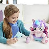 My Little Pony Интерактивная пони-принцесса малышка Флари Харт Baby Flurry Heart Pony Figure, фото 7