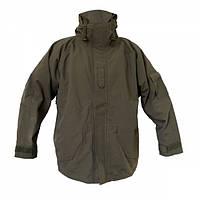 Куртка тактическая MIL-TEC ветро-влагозащитная с флисовой подстежкой OD, фото 1