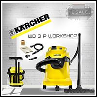 Пылесос Karcher WD (MV) 3 P Workshop, фото 1