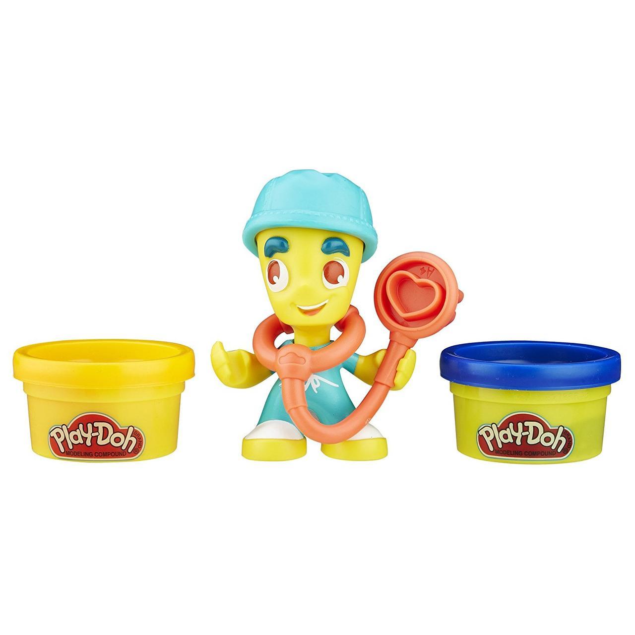 Play-Doh игровой набор город доктор Town Doctor B5960