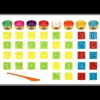 Play-Doh Игровой набор Числа и Буквы Numbers Letters N Fun, фото 1