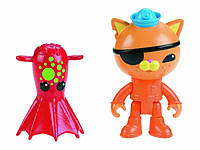 Fisher-Price Квази и Вампир Octonauts Kwazii and The Vampire Squid