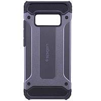 Бронированный противоударный TPU+PC чехол SPIGEN (HC) для Samsung Galaxy Note 9
