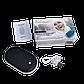 Грелка-повербанк для рук Pebble Hand Warmer PowerBank 5000 mAh черный, фото 2