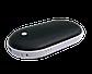 Грелка-повербанк для рук Pebble Hand Warmer PowerBank 5000 mAh черный, фото 4