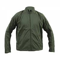 Куртка MIL-TEC Soft Shell Lightweight Olive, фото 1
