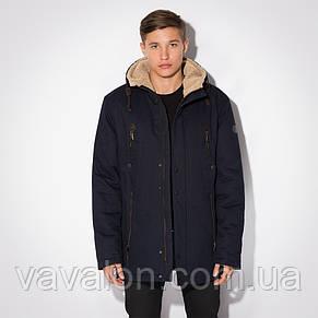 Удлиненная зимняя мужская куртка!, фото 2