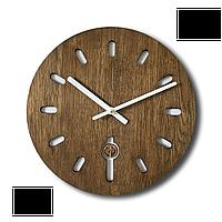 Настенные часы из деревянного массива DK Store Premium UGW008 Harmony 300х300 мм hubtNjS77583, КОД: 1301218