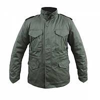 Куртка тактическая MIL-TEC M65 OD, фото 1