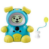 VTech Интерактивный питомец щенок Kidiminiz Puppy Blue/Lime KidiDog Interactive Pet Dog