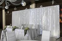 Свадебное оформление в зимнем стиле(Наши работы)