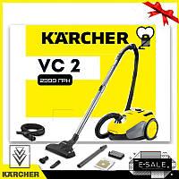 Пылесос Karcher VC 2 (сухой уборки), фото 1