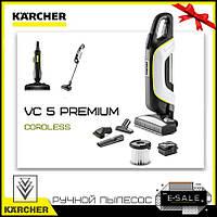 Ручной пылесос Karcher VC 5 Cordless Premium