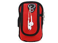 Чохол сумка для мобільного телефону Iphone, Huawei, Samsung, Xiaomi  Червоний