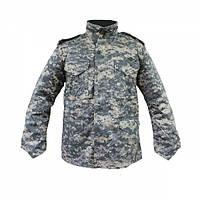 Куртка тактические MIL-TEC M65 ACU, фото 1