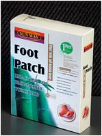 Пластырь на стопы для выведения токсинов Foot Patch №1 (1штука)
