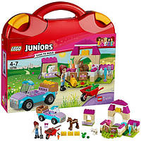 Lego Juniors Чемоданчик Ферма Мии 10746 Mia's Farm Suitcase Building Set