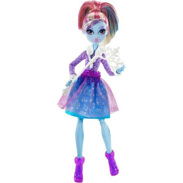Monster High Добро пожаловать на Танец испуга Эбби Welcome To Monster High Monster Dance Party Abbey Bominable Doll