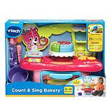 VTech интерактивная кухня игровой набор счёт и пение Пекарня Count and Sing Bakery, фото 6
