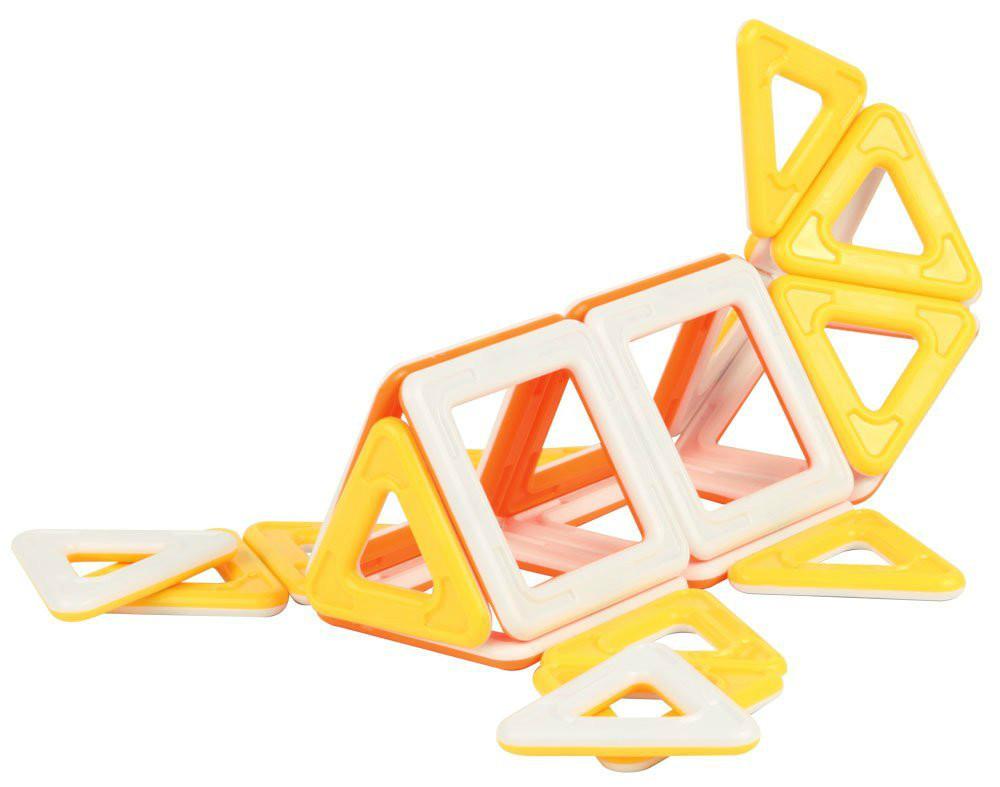 Magformers Магнитный конструктор Мой первый песчаный мир 30 дет. My First Sand World Set 30-pieces 02010