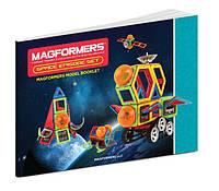 Magformers Магнитный конструктор Магический космос 55 дет. Space Episode Set 55 Piece, фото 1