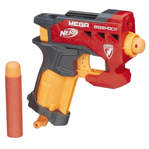Nerf Бластер Большой выстрел N-Strike Mega BigShock Blaster A9314 ЭКОУПАКОВКА