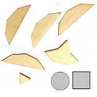 Головоломка деревянная Двенадцатиугольник Крутиголовка krut0162, КОД: 120178
