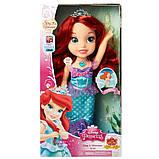 Disney Принцессы Диснея Ариэль поёт и мерцает Princess Sing and Shimmer Toddler Doll Ariel, фото 2