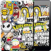 Чехол EndorPhone на iPad mini 3 Popular logos 4023m-54, КОД: 930983