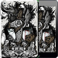 Чехол EndorPhone на iPad mini 3 Тату Викинг 4098m-54, КОД: 931696