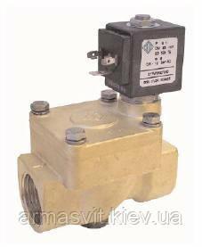 Электромагнитный клапан для пара G 1, 21YW6KOT250, нормально закрытый, ODE Италия, 220В, 24В, 12В.
