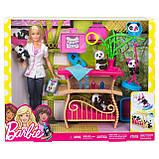 Barbie Барби из серии я могу быть Смотритель Панды врач Careers Panda Caretaker Playset, фото 7