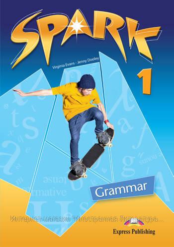 6dc2be486eef Spark 1 Grammar Book + Monstertrackers - Интернет-магазин