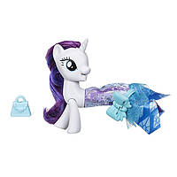My Little Pony Мерцание Рарити в волшебном платье the Movie Rarity Land & Sea Fashion Styles C0681/ C3283