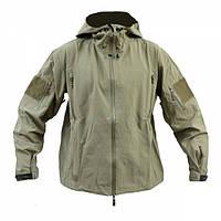 Куртка тактическая Emerson Tad Gear Third Tactical Soft Shell Tan, фото 1