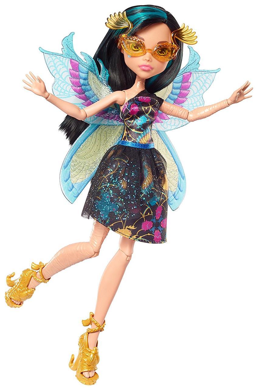 Monster High Клео Де Нил серия Садовые Монстры Garden Ghouls Wings Cleo De Nile Doll FCV54