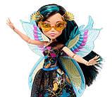 Monster High Клео Де Нил серия Садовые Монстры Garden Ghouls Wings Cleo De Nile Doll FCV54, фото 2