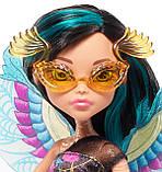 Monster High Клео Де Нил серия Садовые Монстры Garden Ghouls Wings Cleo De Nile Doll FCV54, фото 3