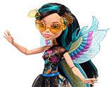 Monster High Клео Де Нил серия Садовые Монстры Garden Ghouls Wings Cleo De Nile Doll FCV54, фото 7