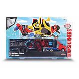 Simba Грузовик металлический Трансформер Оптимус Прайм 3113006 Transformers Metal Optimus Prime Truck Trailer, фото 2