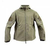 Куртка Emerson Stealth Reloaded Soft Shell Tan, фото 1