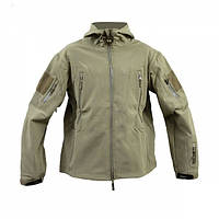 Куртка Emerson Stealth Reloaded Soft Shell Tan, фото 1