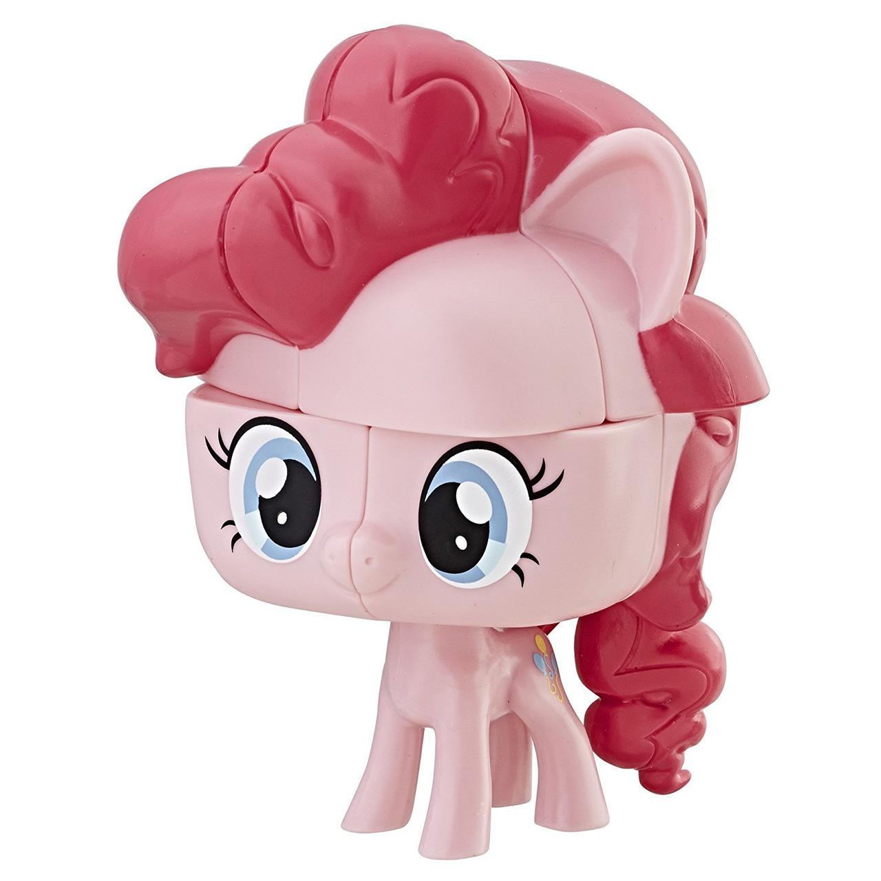Hasbro Пони кубик рубик Пинки Пай Rubik's Crew My Little Pony Pinkie Pie Edition