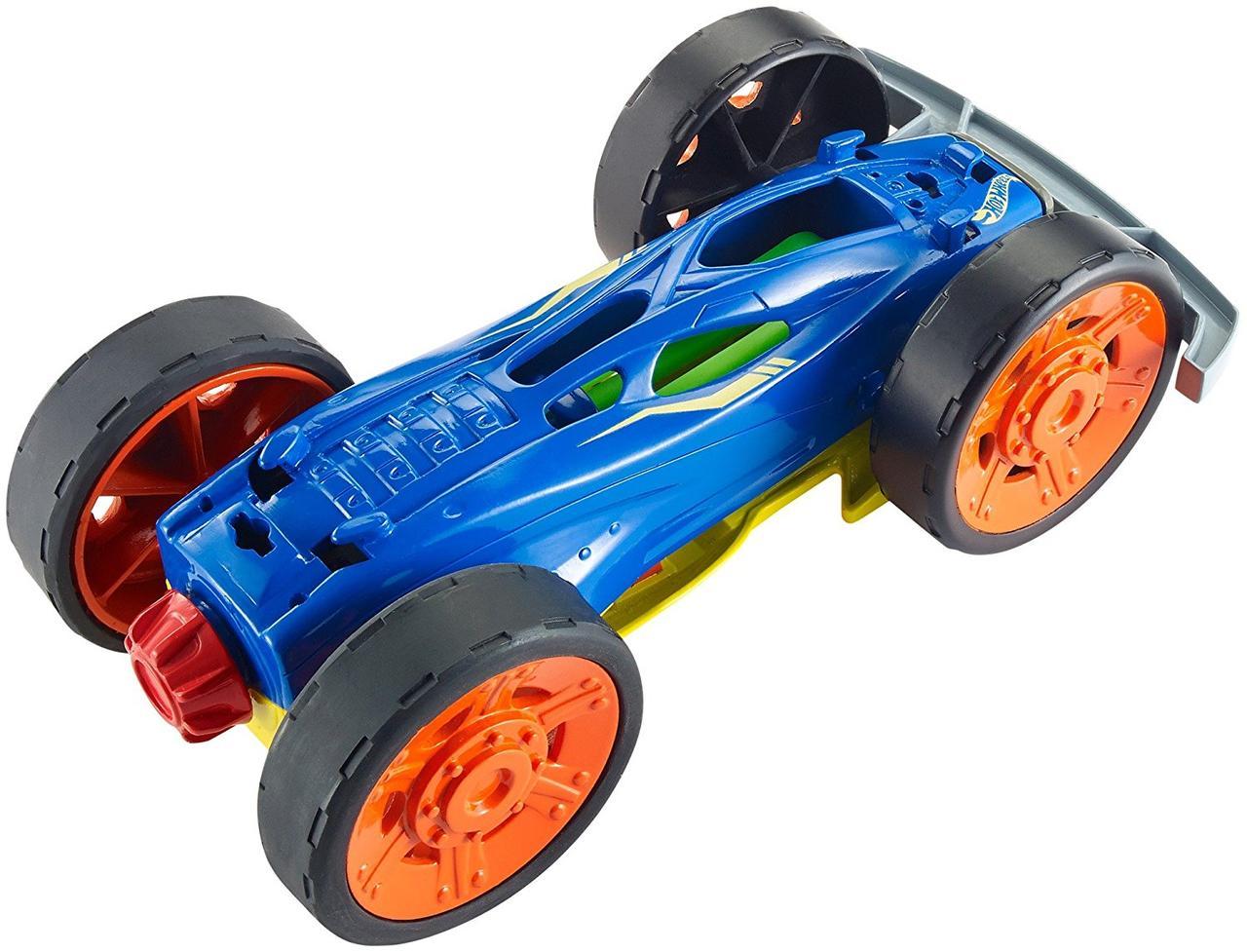 Hot Wheels Большая гипермашинка-трансформер Турбоскорость Speed Winders Twisted Backflip Vehicle
