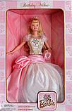Barbie Барби коллекционная Пожелания ко дню рождения 1998 Birthday Wishes Collector Edition 1st, фото 2