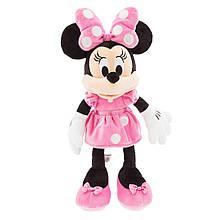 Disney плюшевая Минни Маус 48 см в розовом Minnie Mouse Plush pink Medium 18'