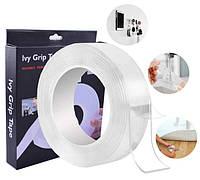 Клейка стрічка двостороння Lvy Grip Tape NG-429A-3M (3 м)
