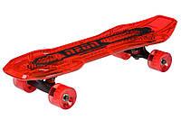 Скейтборд Neon Cruzer Красный N100791 (N100791)